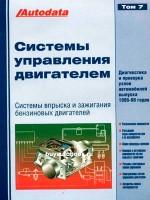 Руководство по ремонту систем управления двигателем. Системы впрыска и зажигания бензиновых двигателей. Модели с 1996 по 1998 год выпуска