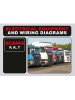 Электрооборудование Scania P / R / T. Модели, оборудованные дизельными двигателями
