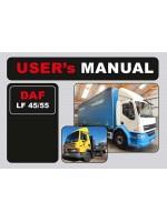 Инструкция по эксплуатации и техобслуживанию DAF LF 45 / LF 55. Модели, оборудованные дизельными двигателями