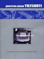 Руководство по ремонту и техническому обслуживанию двигателей Nissan RB20E / Nissan RB25DE / Nissan RB25DET / Nissan RB26DETT