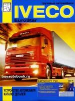 Каталог деталей Iveco EuroStar. Устройство автомобиля. Модели, оборудованные бензиновыми двигателями