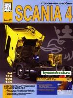 Каталог деталей Scania 94 / 114 / 124 / 144. Устройство автомобиля. Модели, оборудованные дизельными двигателями (том 5)