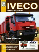 Руководство по ремонту Iveco EuroTrakker. Модели, оборудованные дизельными двигателями