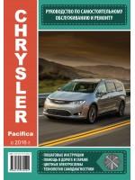 Руководство по ремонту и эксплуатации Chrysler Pacifica. Модели с 2016 года выпуска, оборудованные бензиновыми двигателями