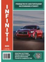 Руководство по ремонту и эксплуатации Infiniti QX 30. Модели с 2016 года выпуска, оборудованные бензиновыми двигателями