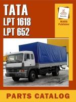 Каталог деталей и сборочных единиц TATA LPT 1618 / LPT 652. Модели, оборудованные дизельными двигателями.