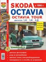 Руководство по ремонту и эксплуатации Skoda Octavia / Skoda Octavia Tour. Модели с 1996 года выпуска, оборудованные бензиновыми двигателями