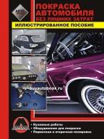 Руководство по покраске кузова автомобиля. Иллюстрированное пособие