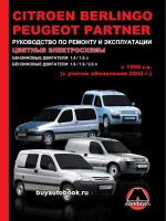 Руководство по ремонту Citroen Berlingo / Peugeot Partner