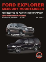Руководство по ремонту Ford Explorer / Mercury Mountaineer