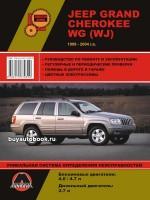 Руководство по ремонту и эксплуатации Jeep Grand Cherokee. Модели с 1999 по 2004 год, оборудованные бензиновыми и дизельными двигателями