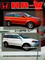Руководство по ремонту и эксплуатации Honda HR-V. Модели с 1998 года выпуска, оборудованные бензиновыми двигателями