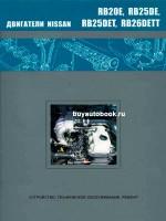 Руководство по ремонту, инструкция по эксплуатации, техническое обслуживание двигателей Nissan YD