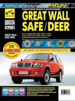 Руководство по ремонту и эксплуатации Great Wall Safe / Deer в фотографиях. Модели с 2002 по 2009 год, оборудованные бензиновыми двигателями