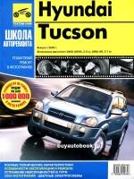 Руководство по ремонту и эксплуатации Hyundai Tucson в фотографиях. Модели c 2004 года, оборудованные бензиновыми двигателями