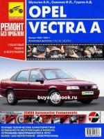 Руководство по ремонту и эксплуатации Opel Vectra в цветных фотографиях. Модели с 1988 по 1995 год, оборудованные бензиновыми двигателями