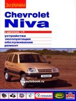 Руководство по ремонту и эксплуатации Chevrolet Niva. Модели с 2002 года выпуска, оборудованные бензиновыми двигателями