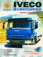 Руководство по ремонту, инструкция по эксплуатации Iveco EuroCargo. Модели, оборудованные дизельными двигателями