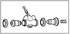 Отжимная пружина  JAC 1045 рис-2