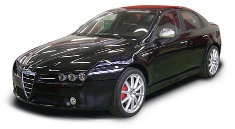 автомобиль Alfa Romeo 159, автомобиль Альфа Ромео 159