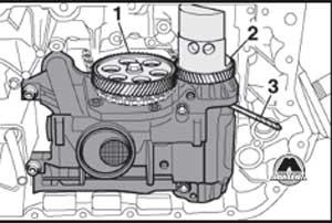балансировочный вал Audi A6, балансировочный вал A6 Avant