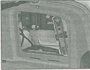 Домкрат Audi Allroad / A6 / A6 Avant