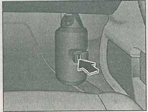 Огнетушитель Audi Allroad / A6 / A6 Avant
