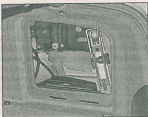 Ручка Audi Allroad / A6 / A6 Avant