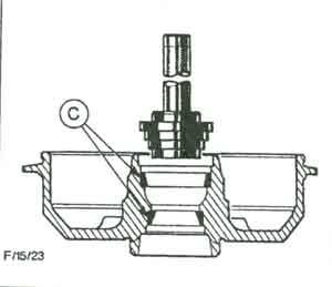 ступица колеса Audi 80
