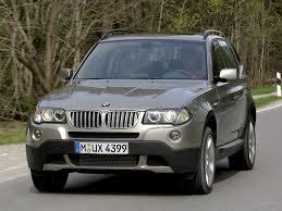 Автомобиль BMW X3, автомобиль БМВ Х3
