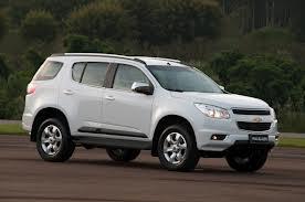 Автомобиль Chevrolet Trailblazer, автомобиль Шевроле ТрейлБлейзер