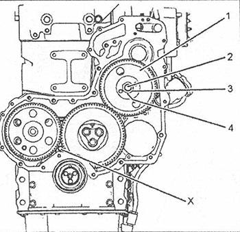 Шайба Perkins 1104D-E44TA