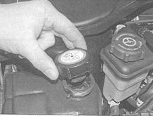 Крышка расширительного бачка Ford Mondeo