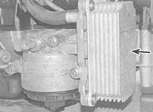 Масляный радиатор Ford Transit