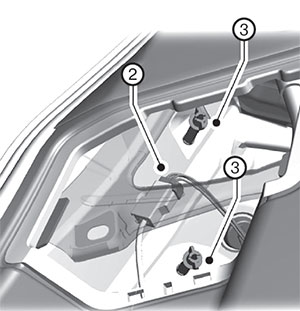 Штекерный разъем Ford Focus