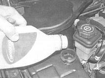 Заливная горловина Ford Mondeo