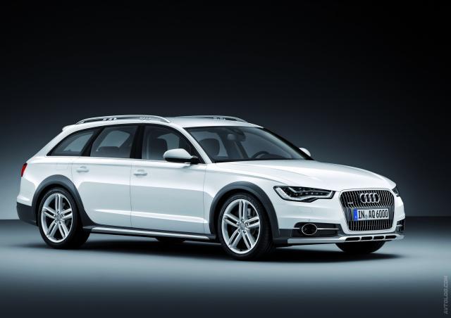 описание, характеристики, Audi A6 Allroad Quattro, Ауди А6 Аллроад Куатро