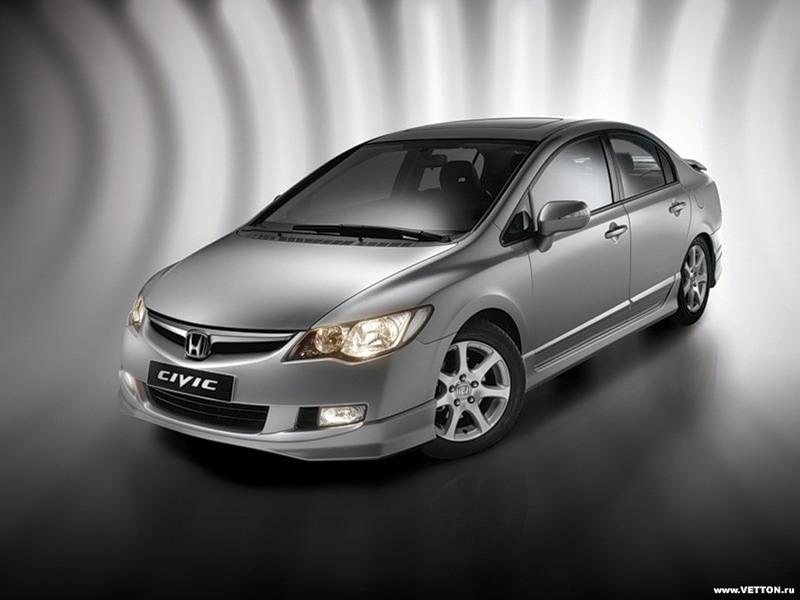 описание, характеристики, Honda Civic 4D, Хонда Цивик 4Д