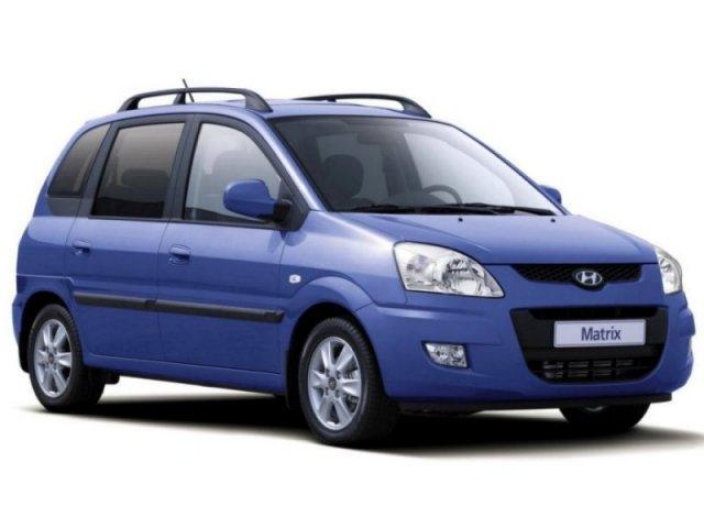 описание, характеристики, Hyundai Matrix, Hyundai Lavita, Хюндай Матрикс, Хюндай Лавита