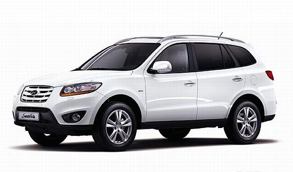 описание, характеристики, Hyundai Santa Fe, Хюндай Санта Фе