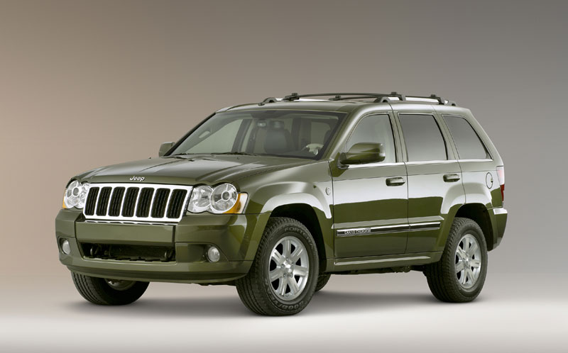 описание, характеристики, Jeep Grand Cherokee, Джип Гранд Чероки