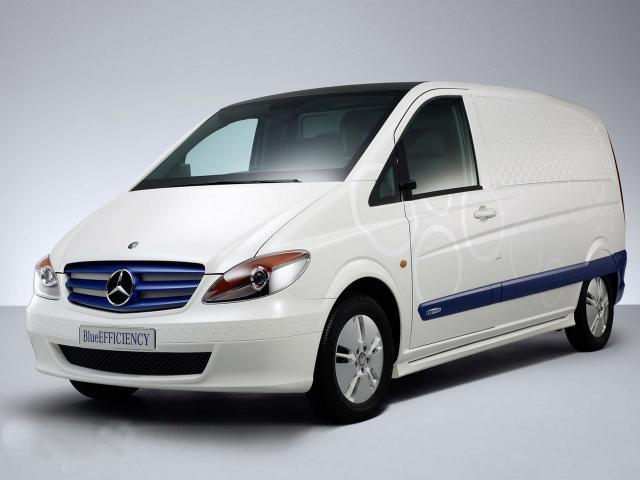 описание, характеристики, Mercedes-Benz Vito, Mercedes-Benz V-Klasse, Мерседес-Бенс, Вито Мерседес-Бенс В-класс