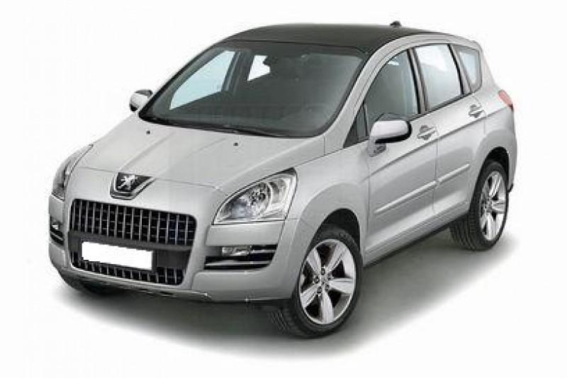 описание, характеристики, Peugeot 3008, Пежо 3008