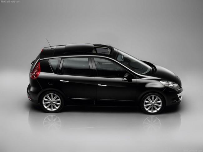 описание, характеристики, Renault Scenic, Renault Grand Scenic JZ, Рено Сценик, Рено Гранд Сценик