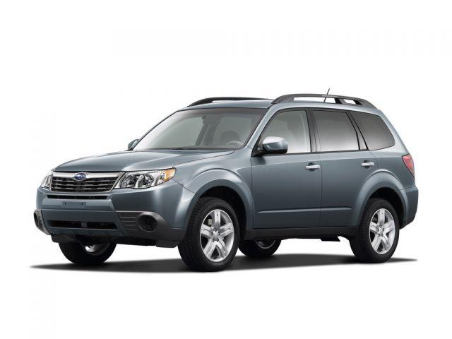 описание, характеристики, Subaru Forester, Субару Форестер