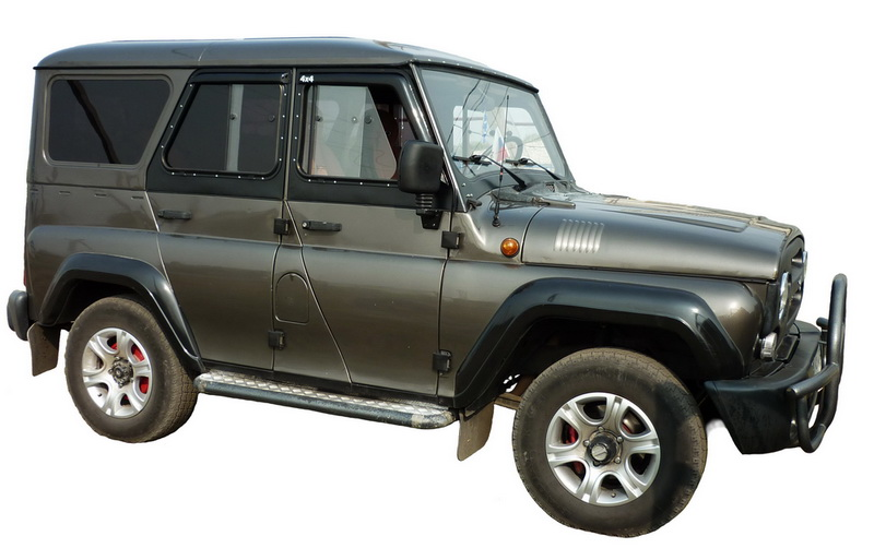 описание, характеристики, УАЗ 31512, УАЗ 2206