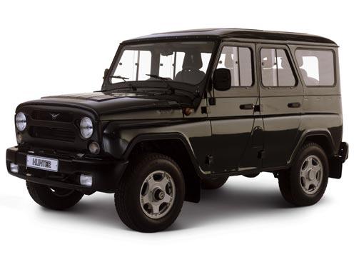 описание, характеристики, УАЗ Хантер, УАЗ 469