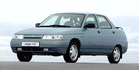 описание, характеристики, ВАЗ-2110, Lada 110