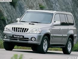 Автомобиль Hyundai Terracan, автомобиль Хюндай Терракан