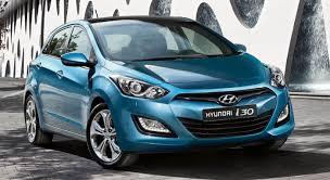 Автомобиль Hyundai i30, автомобиль Хундаи i30